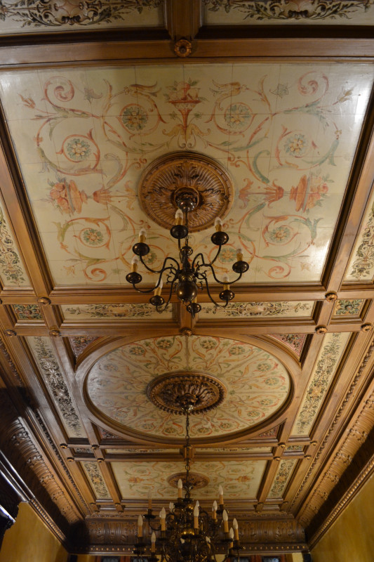 Décor peint - XIXe - Marseille