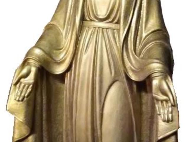Statue peinture bronze - effet métallique Marseille