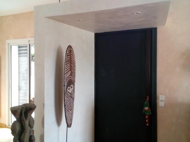 Enduit décoratif - Stuc