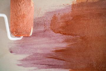 Décoration peinture murale - Peinture au silicate