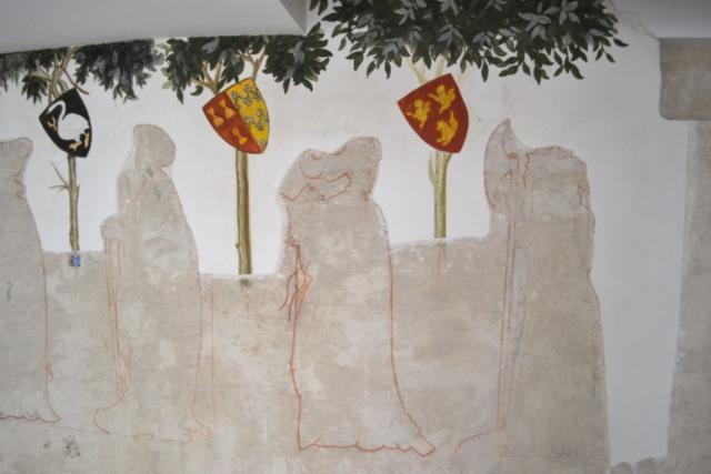 Fresque (a fresco) - enchaînement des giornatas