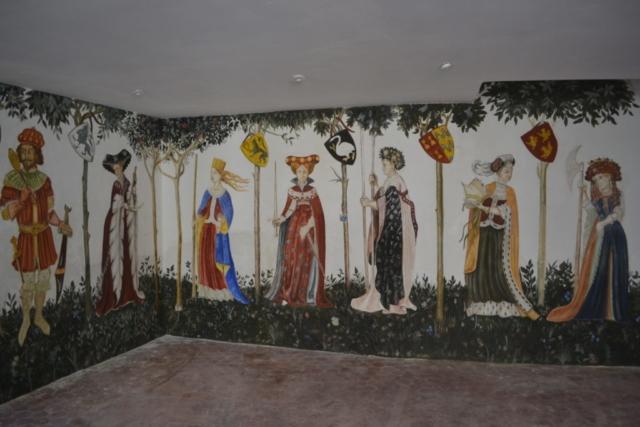 Fresque (a fresco)